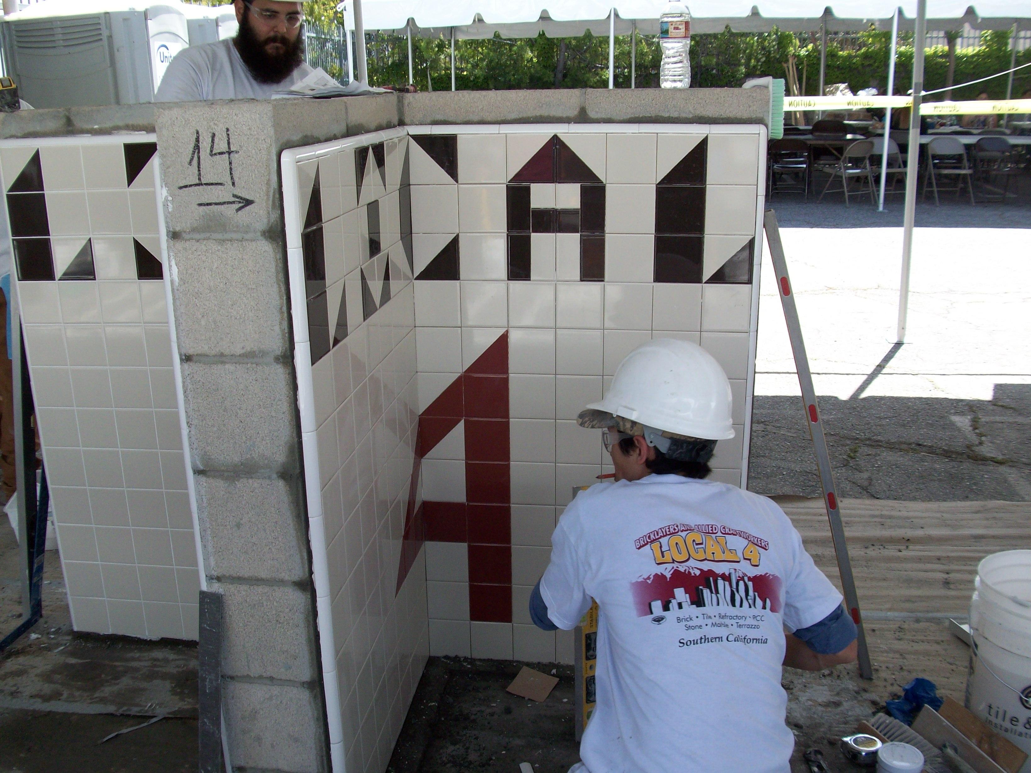 Tile Layer Tile Marble Finisher Amp Terrazzo Apprentice